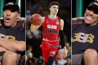 NCAA treneris: pasirinkčiau LaMelo tik jei šalia nebūtų jo tėvo, LaVaras - tai katastrofa