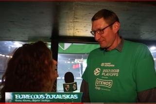 E.Žukausko priminimas D.Maskoliūnui, M.Kiero pažadas ir geriausias  ritulininkas žalgirietis