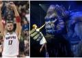 Su King Kongu lyginamas J.Valančiūnas - šeštas pagal taiklumą žaidėjas visoje NBA