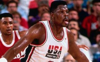 P.Ewingas: kartą įsibrovėliai iš mano namų pavogė olimpinius medalius