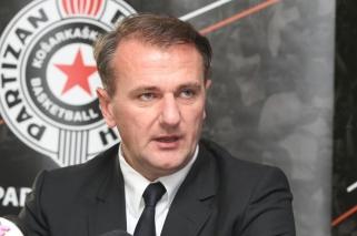 """Partizan"" prezidentas iš Eurolygos laukia dovanos gimtadienio proga"