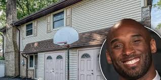 Parduotas namas, kuriame K.Bryantas praleido savo vaikystę