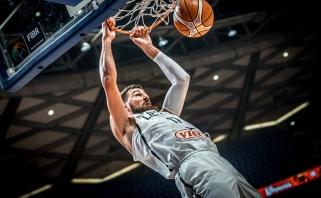 J.Valančiūnas išrinktas tarp 10-ies geriausių NBA europiečių