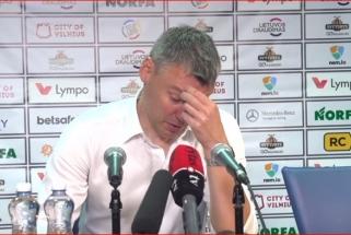 Š.Jasikevičius: neturėjome tokio noro, visur vėlavome (R.Kurtinaičio komentaras)