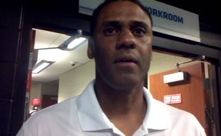 """T.Weaveris taps """"Pistons"""" generaliniu vadybininku - devintuoju juodaodžiu NBA"""