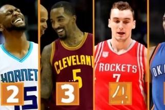 "Rekordininkui R.Westbrookui - ""Shaqtin' A Fool"" MVP titulas (sezono Top 5)"