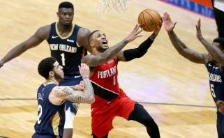Lillardas – NBA lyderis pagal lemiamus metimus nuo 2012 metų