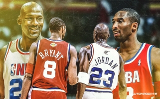 """""""Paskutinio šokio"""" režisierius: Kobe sakė, kad be Jordano nebūtų ir Bryanto"""