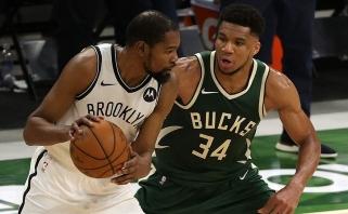 """""""Nets"""" ir """"Bucks"""" rungtynių bilietų kaina – didžiausia NBA istorijoje antrajame etape"""