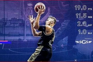 """NKL: Kumpys antrą kartą tapo savaitė MVP, nukeliami """"Ryto"""" dublerių mačai"""