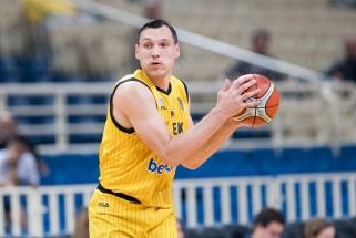 J.Mačiulis prie AEK pergalės prisidėjo kukliai