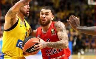 M.Jamesas nerado klubo NBA, CSKA nusitaikė į Eurolygos žvaigždę