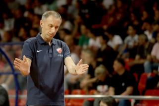 """Po dar vienos nesėkmės Adrijos lygoje pasitraukė """"Crvena zvezda"""""""