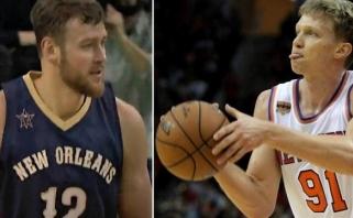 NBA: D.Motiejūnas įsivažiuoja, gražus D.Sabonio epizodas, M.Kuzminskas susirgo