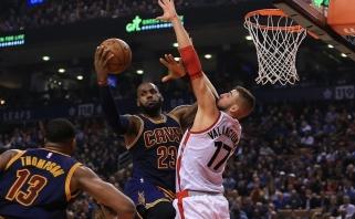 Skirtingi NBA poliai: Vakaruose - viskas aišku, Rytuose - visiška sumaištis