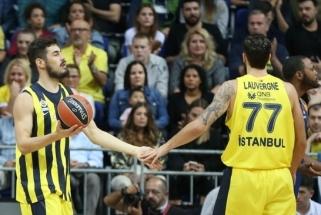 """""""Fenerbahče"""" bėdos: Finalo ketverto varžybas praleis J.Lauvergne, klaustukai dėl dar trijų žaidėjų"""