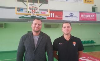 NKL vicečempionai sezoną pradės atsinaujinę ir pakeitę pavadinimą (interviu)