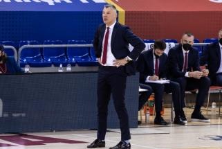 Eurolygos viršūnėje įsitvirtinęs Šaras po keistos pergalės pasidalino elementaria krepšinio išmintimi