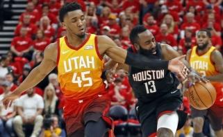 """""""Rockets"""" ir """"Bucks"""" - per žingsnį nuo kito atkrintamųjų etapo"""