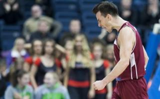 A.Juškevičius - Europos taurės turo MVP
