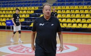 Kėdainių treneris – apie Šaro medžioklę ir NBA tikslą (interviu)