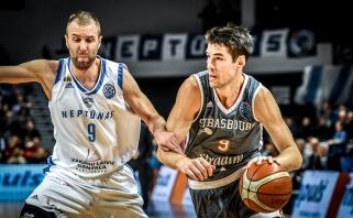 """""""Neptūno"""" grupės FIBA Čempionų lygoje apžvalga"""