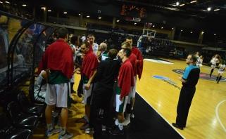 """""""Nevėžis"""" FIBA Europos taurėje su kaupu atsirevanšavo portugalams"""