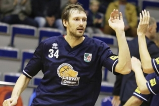 A.Mažučio ir E.Želionio atstovaujama Liepojos ekipa liko be medalių