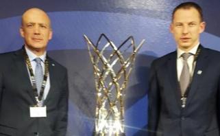"""""""Neptūno"""" vadovas įvertino Čempionų taurės burtus (visos atkrintamųjų poros)"""