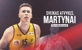 """M.Echodas pasirašė ilgalaikį kontraktą su """"Lietuvos rytu"""" (komentaras, video)"""