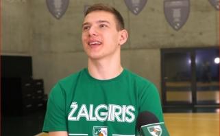 R.Jokubaitis: apie iššūkį kylančiai NBA žvaigždei, pietus su D.Grybauskaitę ir kita