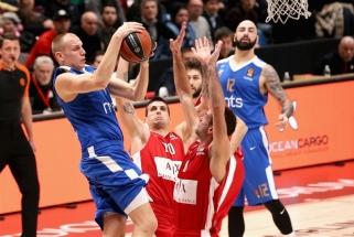 CSKA tapo vienvaldžiu Eurolygos lyderiu, Milano lietuviai pralaimėjo nervų karą