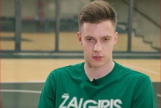 Blaževičius ir Velička atsiėmė paraiškas dalyvavimui NBA naujokų biržoje