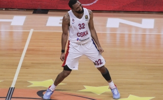 CSKA visgi nutarė išsaugoti D.Hilliardą