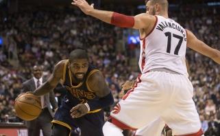 J.Valančiūnui nusimušė taikiklis per rungtynes su NBA čempionais