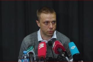 P.Motiejūnas: prioritetas naujajam treneriui - lietuvis, naujokų ieškosime labiau patyrusių