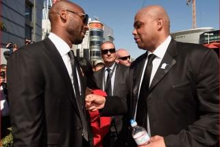 Ch.Barkley: įtūžęs Kobe tris valandas rašinėjo man žinutes su negražiais žodžiais