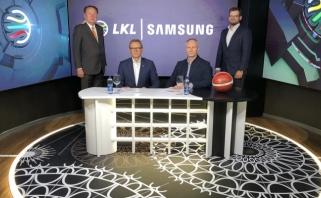 """""""Betsafe-LKL"""" į naujas technologijų aukštumas žengia kartu su """"Samsung"""""""