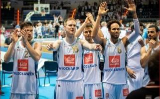 """Lenkojos čempionais tapo """"Anwil"""" krepšininkai"""