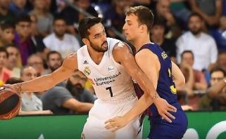 """""""Real"""" krepšininkai apgynė Ispanijos čempionų titulą"""