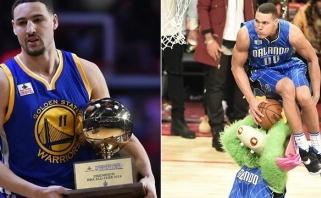 """NBA """"Visų žvaigždžių"""" renginyje paskelbti visų konkursų dalyviai"""