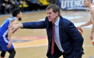 """A. Sireika po penkių metų pertraukos vėl perims """"Šiaulių"""" vairą"""
