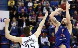 CSKA juokauti neketina - atkrintamąsias pradėjo čempioniškai