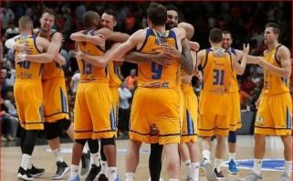 """""""Gran Canaria"""" krepšininkai nukovė čempionus ir pirmą kartą žais Eurolygoje"""