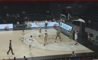 Lietuviai turnyrą Stambule baigė pralaimėjimu italams