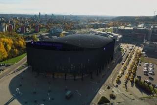 Atnaujintos ASG arenos vaizdą pademonstravęs Žiemelis: manau, gerai atrodytume visoje Europoje