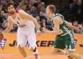 """""""Žalgiris"""" užduso CSKA gynybos gniaužtuose (video)"""