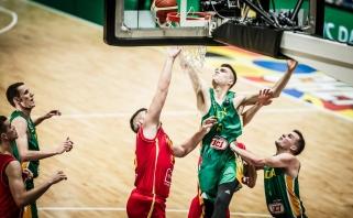 Dvidešimtmečiai Europos čempionatą pradėjo pergale po pratęsimo