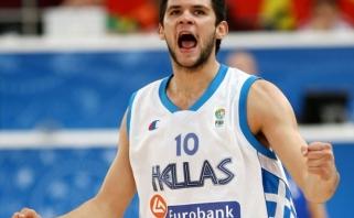 Graikija grupių etapą baigė be pralaimėjimų
