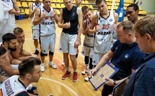 K.Maksvyčio debiutas: puikus A.Juškevičiaus pasirodymas ir patampyti nervai CSKA